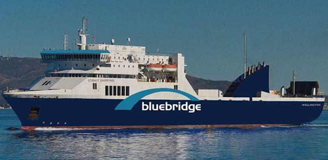 bluebridge ferry wellington picton