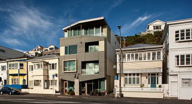the boutique ohtel hotel wellington accommodation