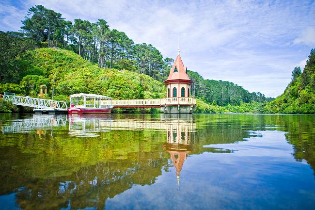wellington Zealandia