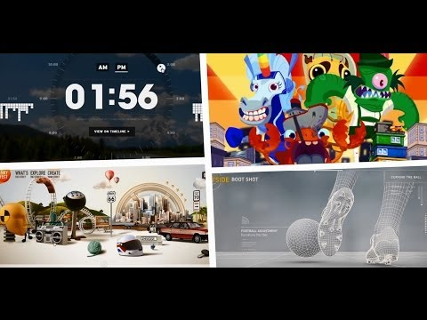 Screen and digital scene in Wellington