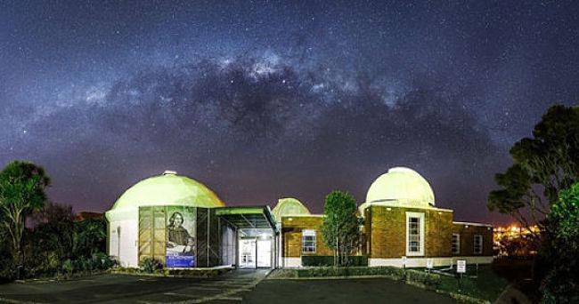 wellington carter observatory
