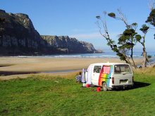 Campervan Experience and Holiday Campsites in New Zealand 3