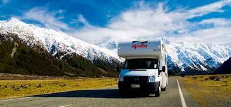 campervan holidays New Zealand