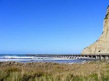 Eastland Region of New Zealand - Tolaga Bay