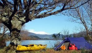 Kayaking - Lake Taupo Adventure