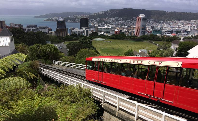 One of the many 'must-do' Wellington experiences